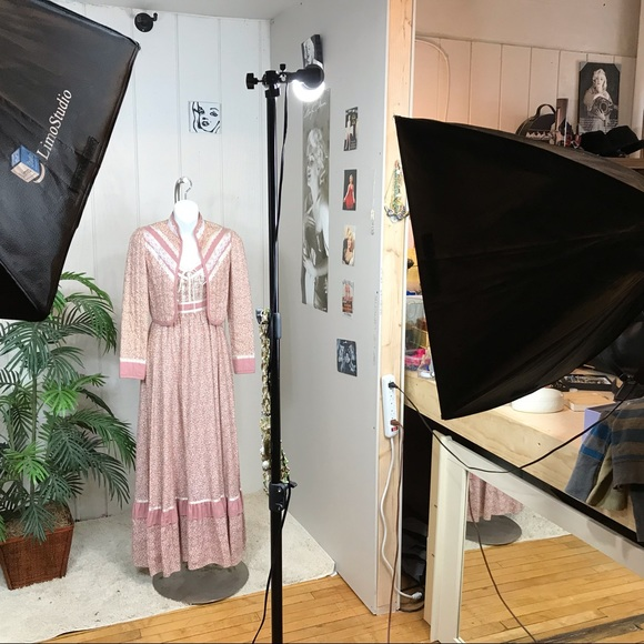 Jessica McClintock Dresses & Skirts - Jessica McClintock Vintage Gunne Sax